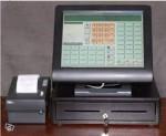 Caisse enregistreuse tactile, produit high-tech pour les entreprises