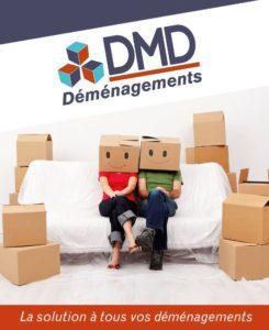 Une entreprise de déménagement professionnel en Ile-de-France