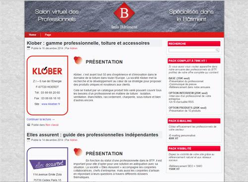 Site salon-virtuel.info-batiment.com