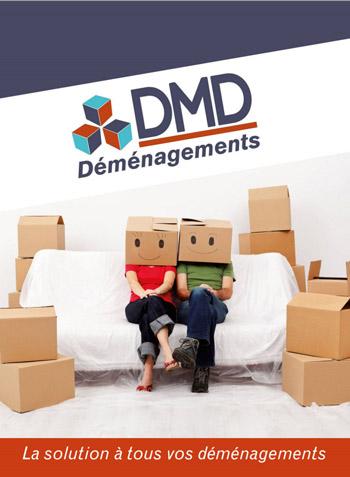 DMD Déménagements société de déménagement en Essonne
