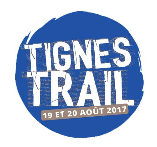 tignes trail logo